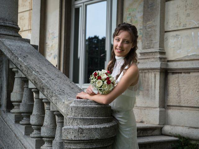 Il matrimonio di Mattia e Jessica a Torre Boldone, Bergamo 34