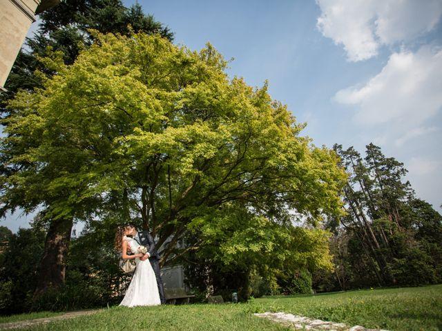 Il matrimonio di Mattia e Jessica a Torre Boldone, Bergamo 35