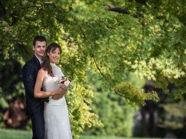Il matrimonio di Mattia e Jessica a Torre Boldone, Bergamo 36