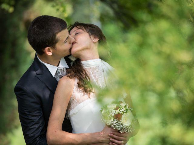 Il matrimonio di Mattia e Jessica a Torre Boldone, Bergamo 37
