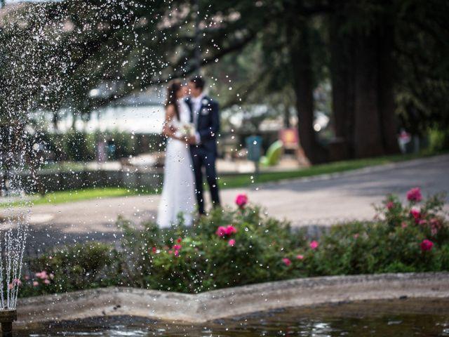 Il matrimonio di Mattia e Jessica a Torre Boldone, Bergamo 38