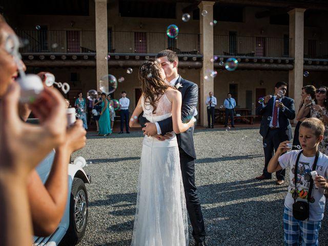Il matrimonio di Mattia e Jessica a Torre Boldone, Bergamo 40