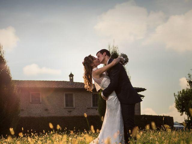 Il matrimonio di Mattia e Jessica a Torre Boldone, Bergamo 44