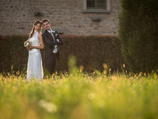Il matrimonio di Mattia e Jessica a Torre Boldone, Bergamo 45