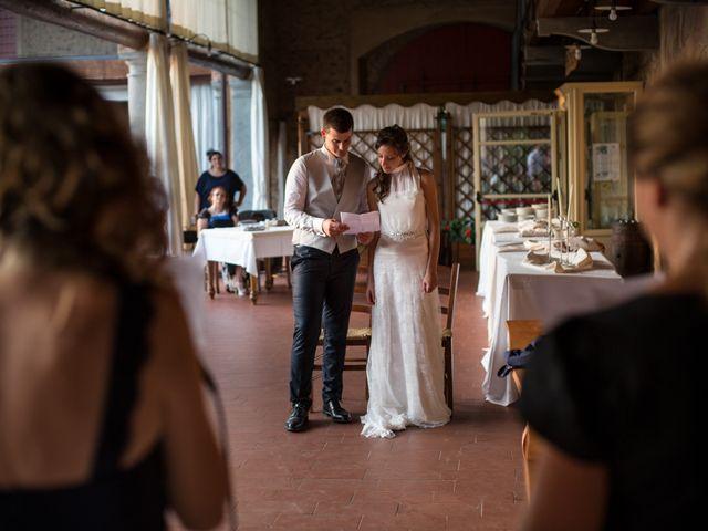 Il matrimonio di Mattia e Jessica a Torre Boldone, Bergamo 46