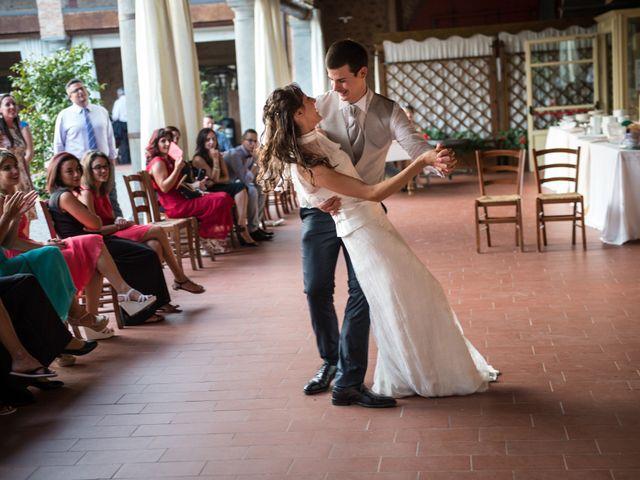 Il matrimonio di Mattia e Jessica a Torre Boldone, Bergamo 53