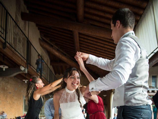 Il matrimonio di Mattia e Jessica a Torre Boldone, Bergamo 54