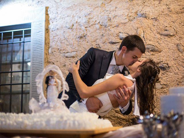 Il matrimonio di Mattia e Jessica a Torre Boldone, Bergamo 55