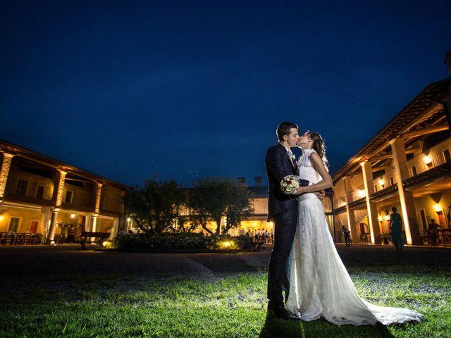 Il matrimonio di Mattia e Jessica a Torre Boldone, Bergamo 58