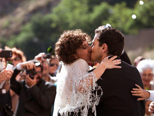 le nozze di Giulia e Eugenio