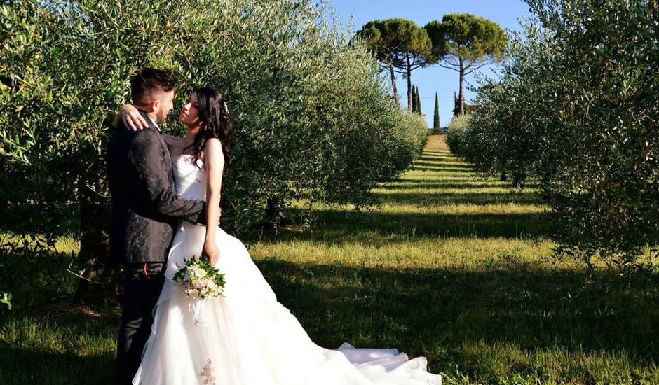 Il matrimonio di Andrea e Rosy a Montelupo Fiorentino, Firenze