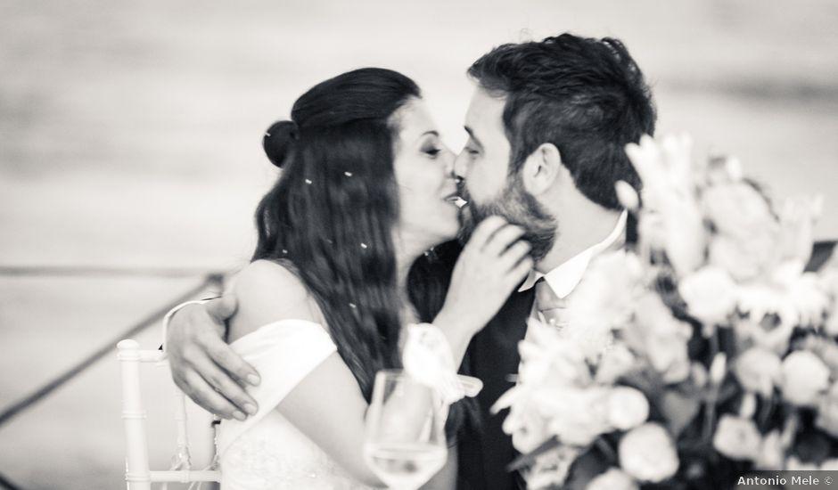 Il matrimonio di Luca e Giulia a Roma, Roma