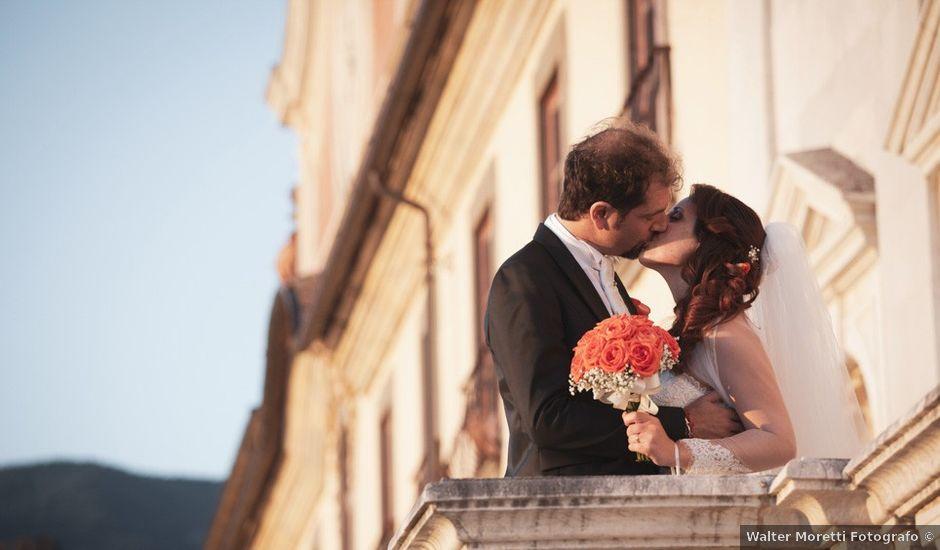 Il matrimonio di Enzo e Valentina a Pisa, Pisa