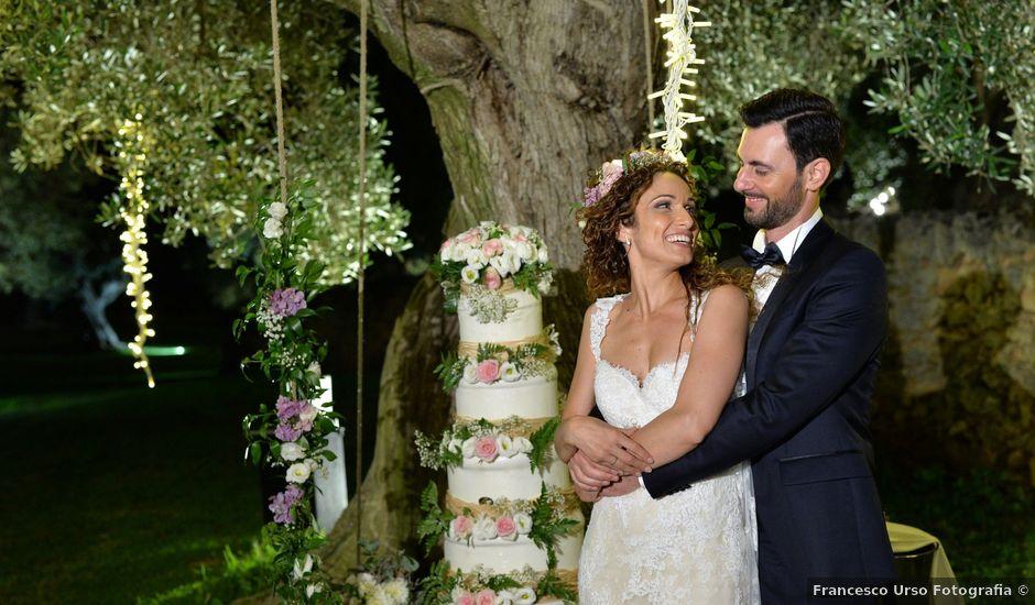 Il matrimonio di Claudio e Mariangela a Brindisi, Brindisi