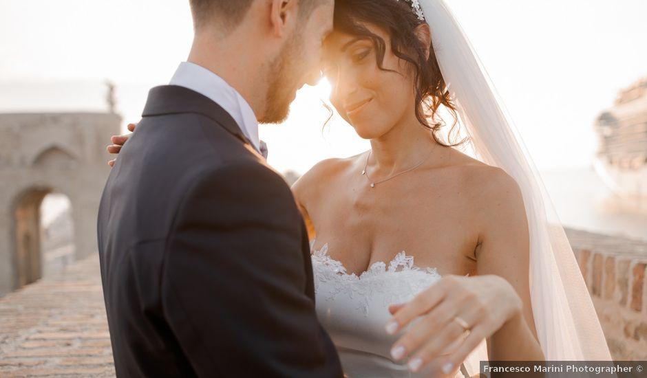 Il matrimonio di Riccardo e Carmen a Ancona, Ancona