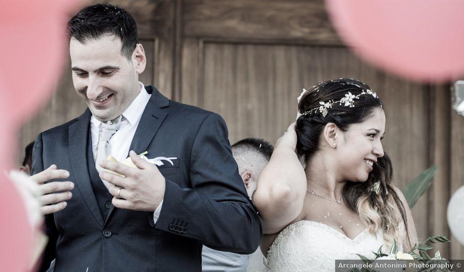 Il matrimonio di Francesco e Heidy a Campodarsego, Padova