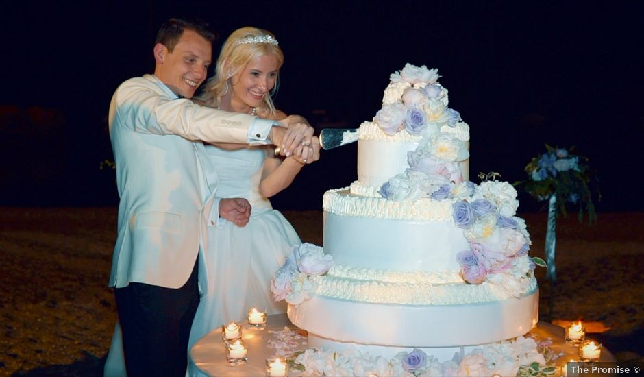 Il matrimonio di Valerio e Veronika a Taormina, Messina