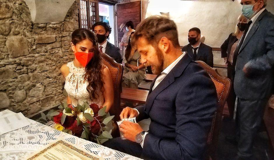 Il matrimonio di Simone e Sara a Vallecrosia, Imperia