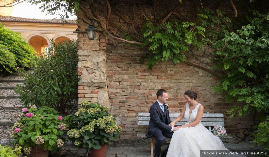 Il matrimonio di Pablo e Serena a Fidenza, Parma