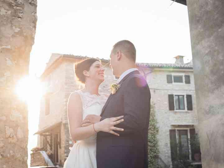 Le nozze di Marta e Damiano