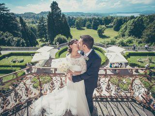 Le nozze di Alessandra e Paolo