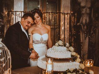 Le nozze di Serena e Graziano