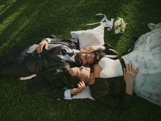 Le nozze di Enza e Nicola