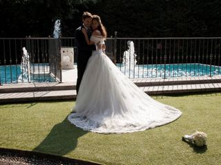 le nozze di Ilaria e Aris 1