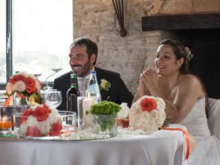 Le nozze di Lizy e Fede