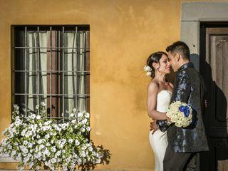 Le nozze di Sara e Sebastiano