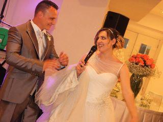 Le nozze di Sabrina e Antonio