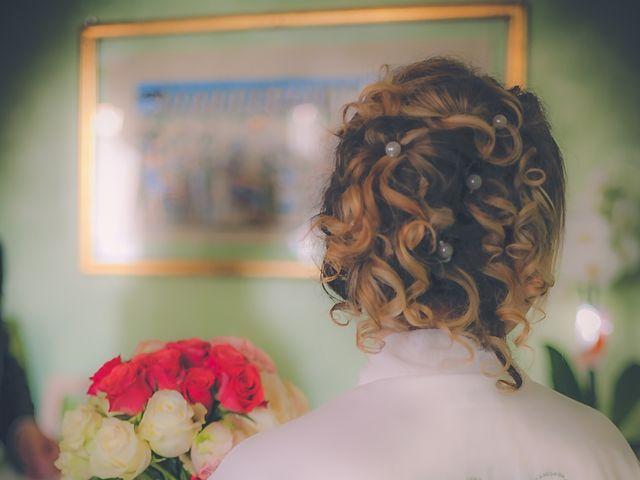 Il matrimonio di Mattia e Francesca a Rocchetta Tanaro, Asti 9