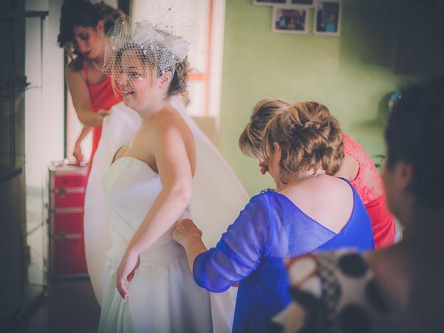 Il matrimonio di Mattia e Francesca a Rocchetta Tanaro, Asti 14