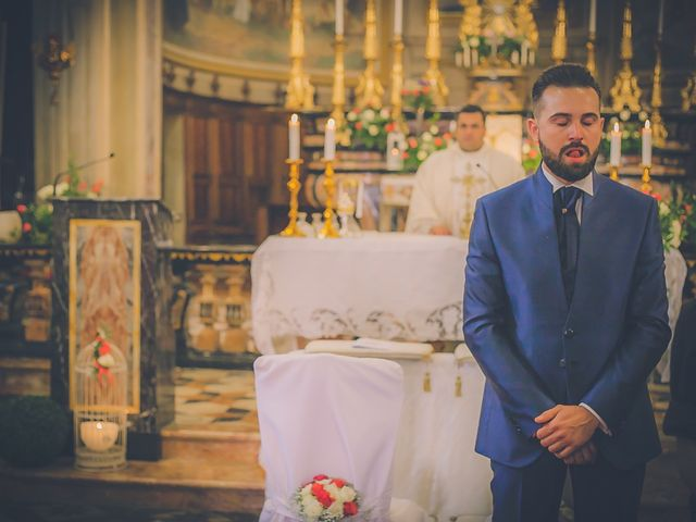 Il matrimonio di Mattia e Francesca a Rocchetta Tanaro, Asti 19