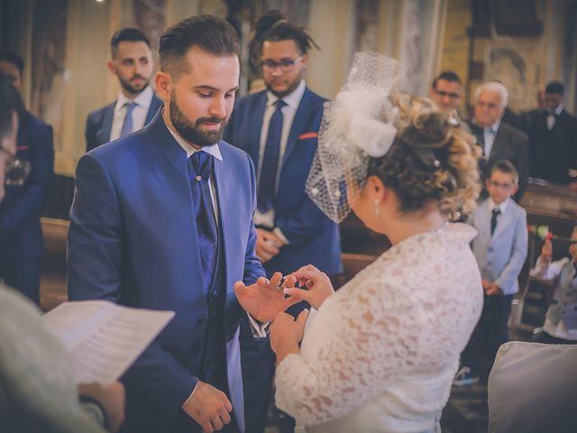 Il matrimonio di Mattia e Francesca a Rocchetta Tanaro, Asti 1