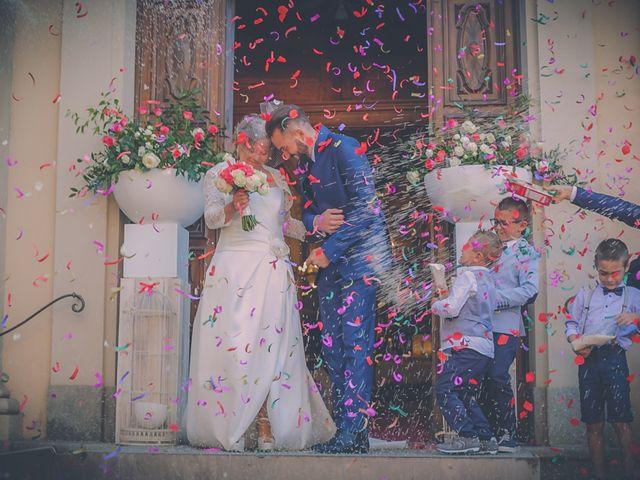 Il matrimonio di Mattia e Francesca a Rocchetta Tanaro, Asti 23