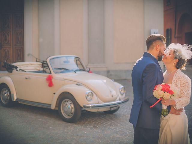 Il matrimonio di Mattia e Francesca a Rocchetta Tanaro, Asti 24