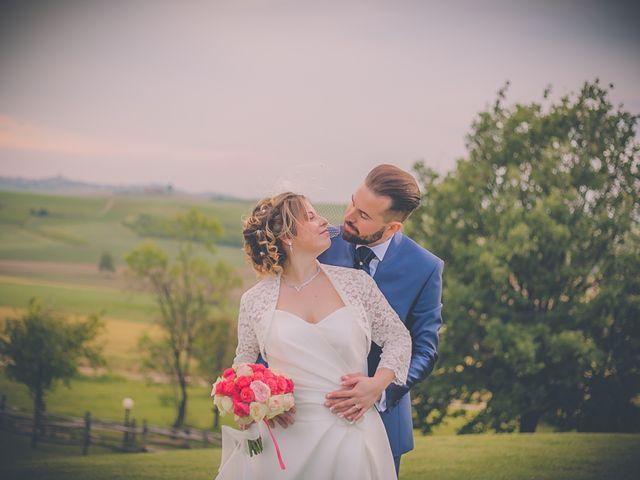 Il matrimonio di Mattia e Francesca a Rocchetta Tanaro, Asti 27