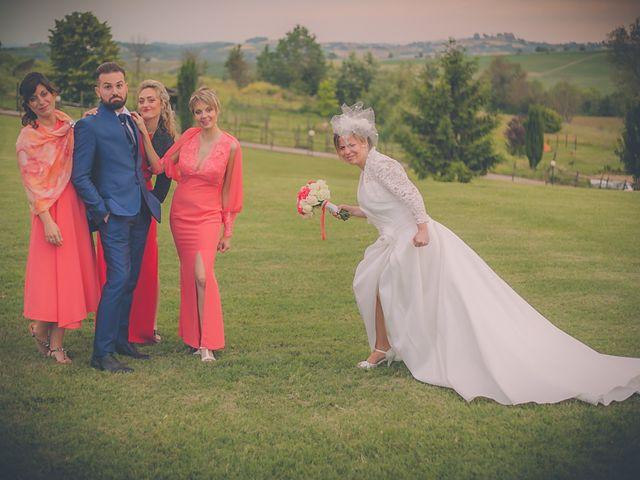 Il matrimonio di Mattia e Francesca a Rocchetta Tanaro, Asti 31