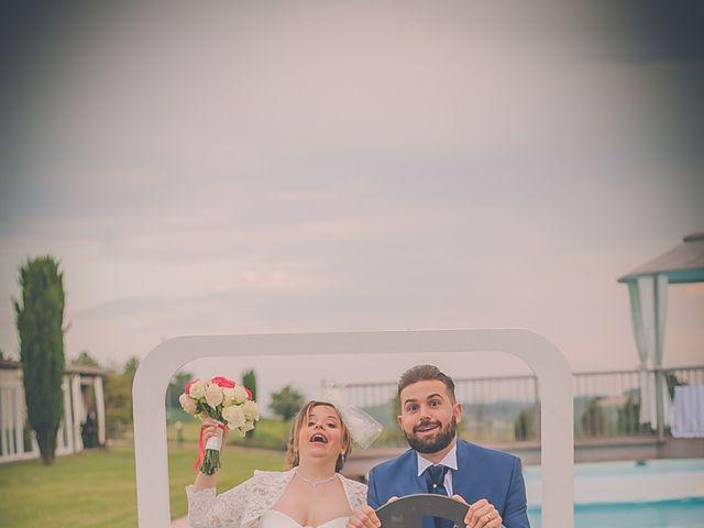 Il matrimonio di Mattia e Francesca a Rocchetta Tanaro, Asti 36