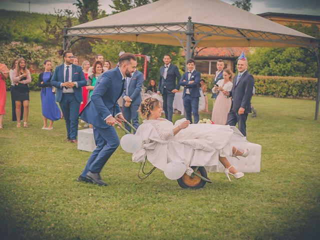 Il matrimonio di Mattia e Francesca a Rocchetta Tanaro, Asti 37