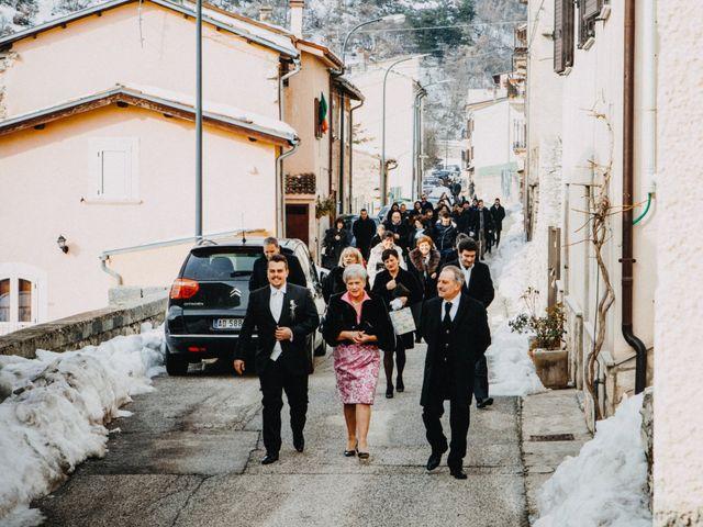 Il matrimonio di Graziano e Serena a L'Aquila, L'Aquila 6