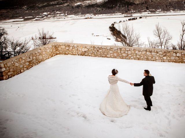 Il matrimonio di Graziano e Serena a L'Aquila, L'Aquila 2