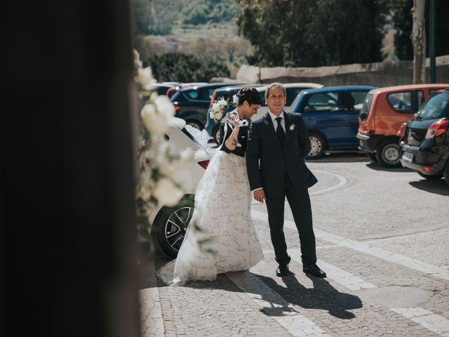 Il matrimonio di Nicola e Enza a Arienzo, Caserta 27