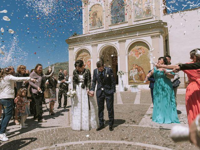 Il matrimonio di Nicola e Enza a Arienzo, Caserta 33