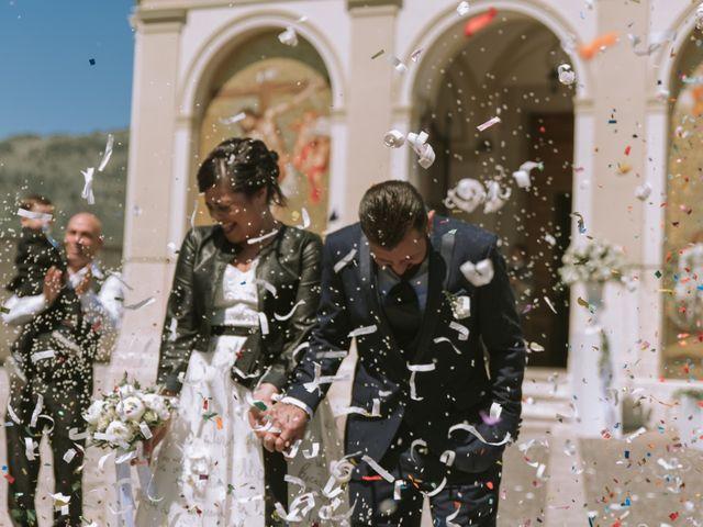 Il matrimonio di Nicola e Enza a Arienzo, Caserta 32