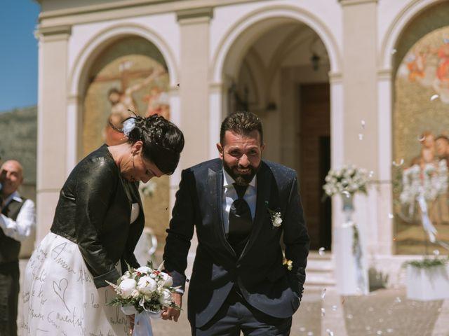 Il matrimonio di Nicola e Enza a Arienzo, Caserta 34