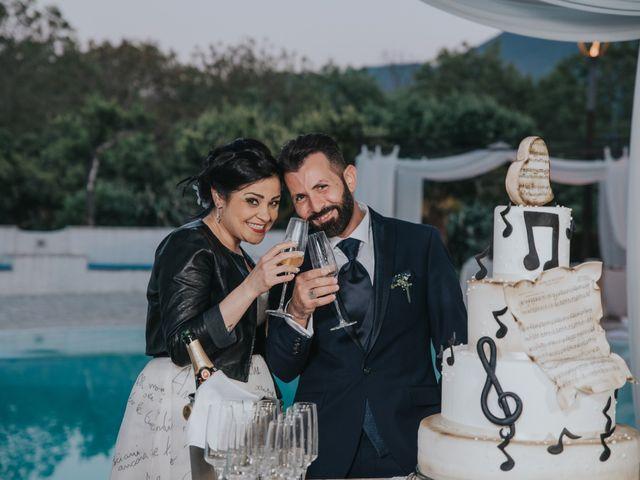Il matrimonio di Nicola e Enza a Arienzo, Caserta 86