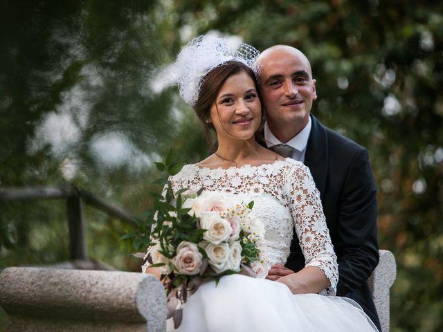 le nozze di Alessandra e Alfonso