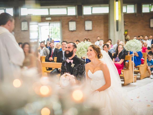 Il matrimonio di Pietro e Ambra a Trino, Vercelli 9